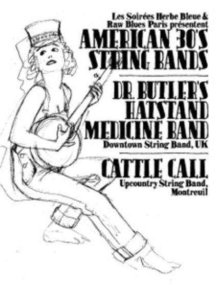 American 30's String Bands