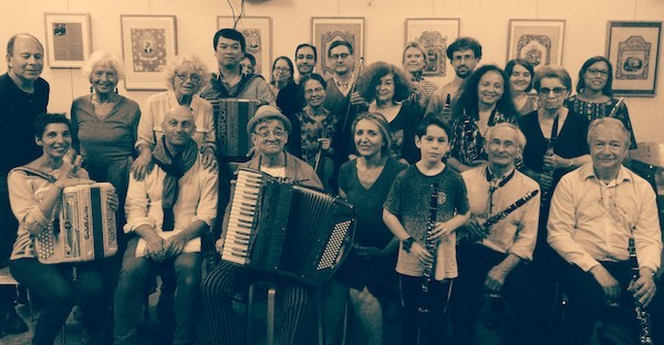 GRAND BAL KLEZMER