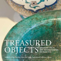 "The Armenian Institute présente son livre, ""Treasured Objects"""