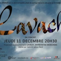 Projection et concert:  Lavach'