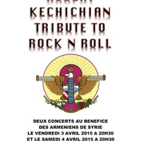 Robert Kéchichian Tribute to Rock n Roll