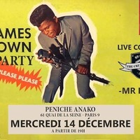 James Brown Party