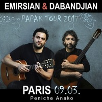 Emirsian & Dabandjian : Papak Tour 2017