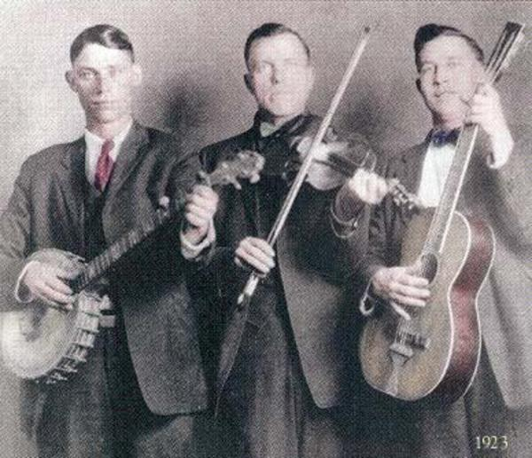 Jam Bluegrass et Old-time