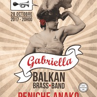 Gabriela Balkan Brass Band
