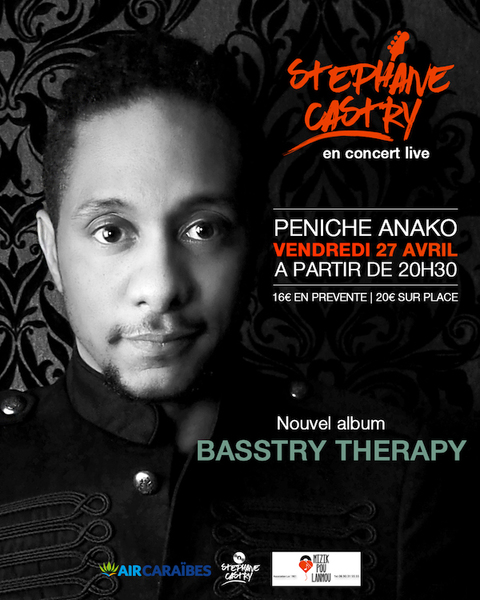 Stéphane Castry-Basstry Therapy